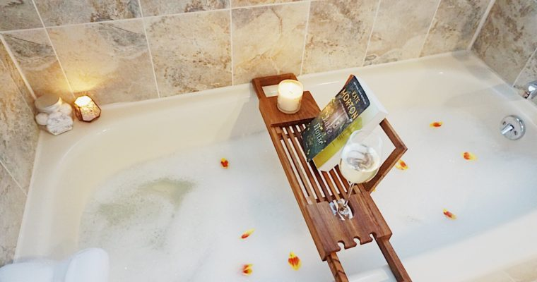 NECESSARY BATH TIME PRODUCTS